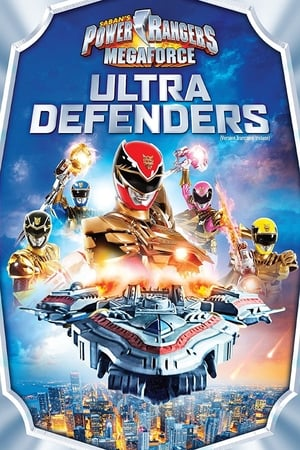 Image Power Rangers Megaforce: Ultra Defenders