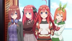 The Quintessential Quintuplets Season 2 :Episode 1  Quite the Crappy Kyoto Quagmire