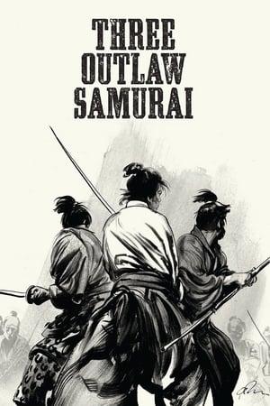 Tres samuráis fuera de la ley