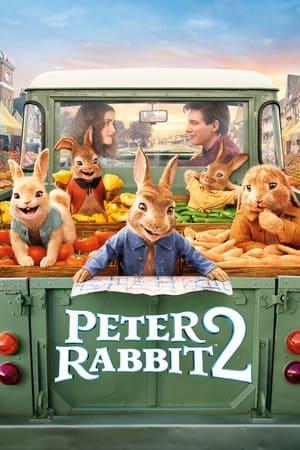 poster Peter Rabbit 2: The Runaway