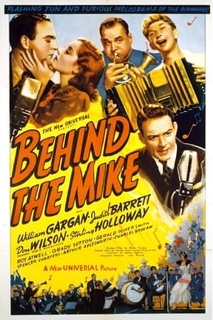 Behind the Mike