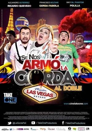 Misión Las Vegas: Se nos armó la gorda al doble (2015)