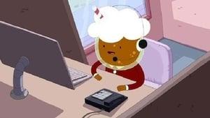 Adventure Time – T5E43 – Root Beer Guy [Sub. Español]