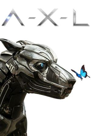 poster A-X-L