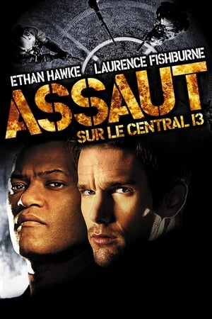 Assaut sur le central 13