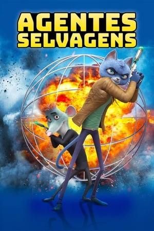 Spycies: Agentes Selvagens - Poster