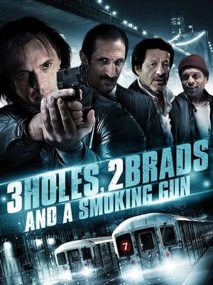 Image Three Holes, Two Brads, and a Smoking Gun