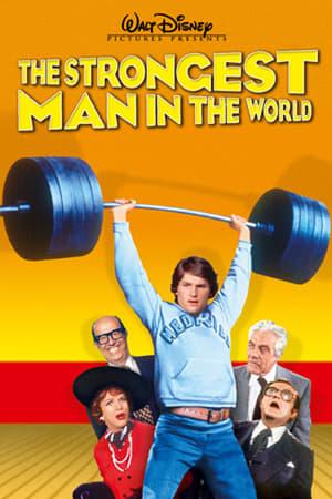 A világ legerősebb embere