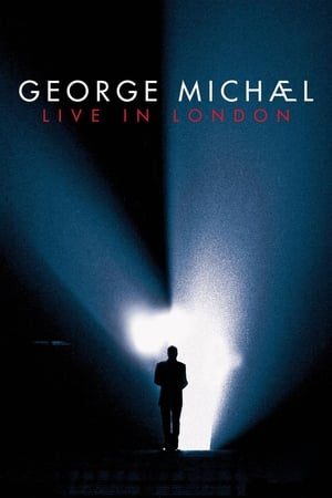 Poster George Michael: Live in London (2009)