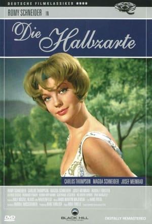 Poster Die Halbzarte (1959)