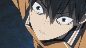 Haikyu!! Season 4 :Episode 23  The Birth of the Serene King