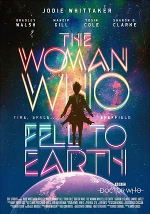 Doctor Who: The Woman Who Fell to Earth-Jodie Whittaker