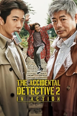 The Accidental Detective 2: In Action-Azwaad Movie Database