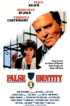 Poster False Identity (1990)