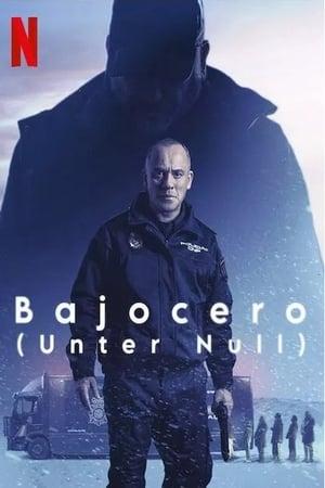 poster Below Zero