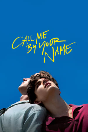 Poster Call Me by Your Name (2017)