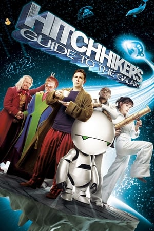 The Hitchhiker's Guide to the Galaxy-Martin Freeman