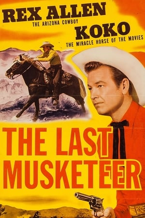 The Last Musketeer (1952)