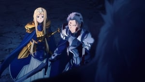 Sword Art Online: Alicization – War of Underworld 4. Sezon 8. Bölüm (Anime) izle