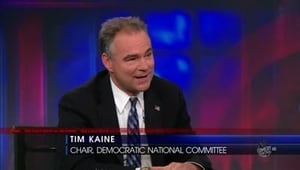 The Daily Show with Trevor Noah - Gov. Tim Kaine Wiki Reviews