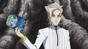 Yu-Gi-Oh! VRAINS Season 1 :Episode 33  Angel With Blue Tears