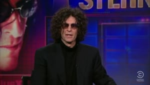 The Daily Show with Trevor Noah Season 16 : Howard Stern