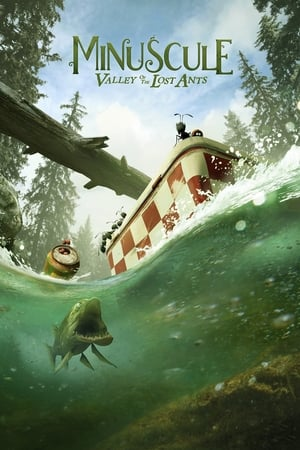 Minuscule: Valley of the Lost Ants              2013 Full Movie