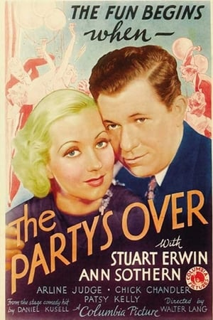 The Party's Over (1934)
