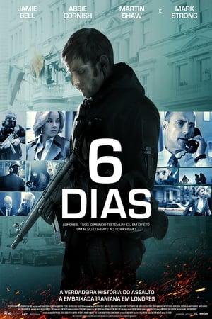 6 Dias Torrent, Download, movie, filme, poster