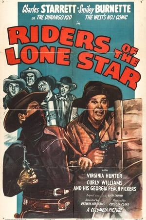Riders of the Lone Star
