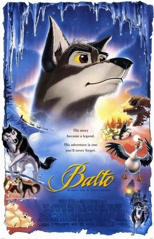 Balto (1995) is one of the best movies like The Iron Giant (1999)
