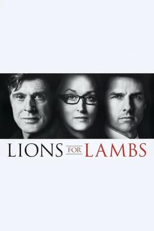 Lions for Lambs – Războiul ideilor (2007)