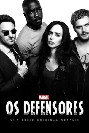 Os Defensores 1ª Temporada Torrent, Download, movie, filme, poster