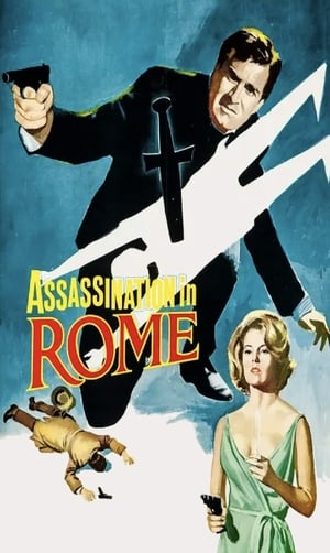 Poster Assassination in Rome (1965)