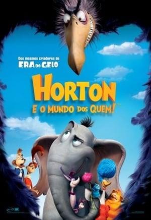 Horton e o Mundo dos Quem! Torrent, Download, movie, filme, poster