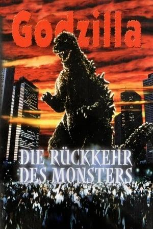 poster The Return of Godzilla