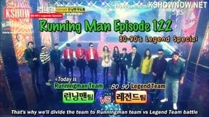 Running Man Season 1 : Back To The 1980's (Time Machine)