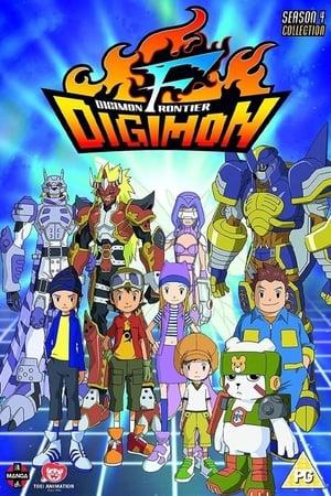 VER Digimon Frontier (2002) Online Gratis HD
