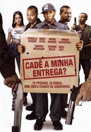 Cadê a Minha Entrega? Torrent, Download, movie, filme, poster