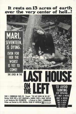 The Last House on the Left-Azwaad Movie Database
