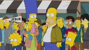The Simpsons Season 31 :Episode 3  The Fat Blue Line