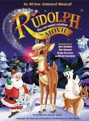 Capa do filme Rudolph - A Rena do Nariz Vermelho