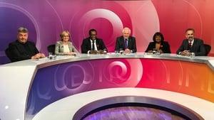 Question Time Season 40 :Episode 34  08/11/2018