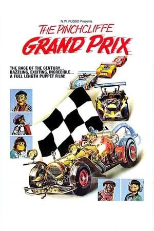 Capa do filme O Grande Prêmio