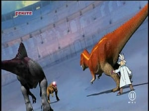 Dinosaur King: Season 1 Episode 14