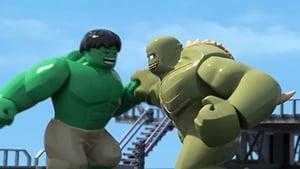 LEGO Marvel Super Heroes: Maximale Superkräfte: 1×4
