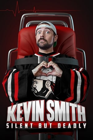 Kevin Smith: Silent but Deadly cover