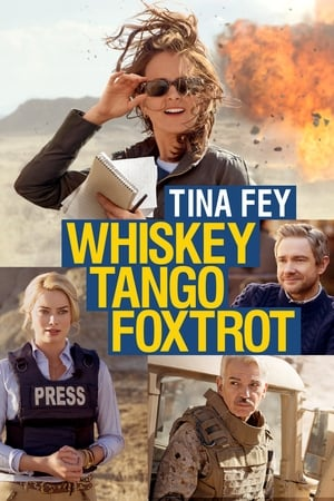 Whiskey Tango Foxtrot (2016) is one of the best Movies On War In Afghanistan