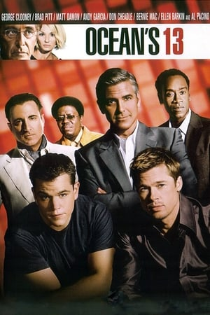 Ocean's Thirteen film posters