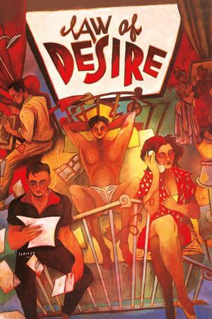 Law of Desire-Antonio Banderas